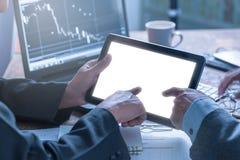 Les Tablettes pour des affaires, Tablettes peuvent aider à révolutionner votre produc photographie stock