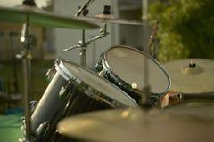 Les tambours Image libre de droits