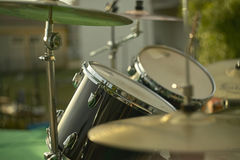 Les tambours Photos libres de droits