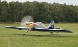 Les taureaux de vol - Goraszka Airshow - Pologne images stock