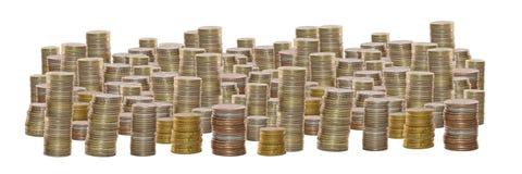 Les taux de change Photographie stock libre de droits