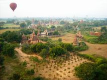 Les temples de la Birmanie photos stock