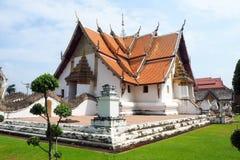 Les temples thaïlandais du nord Photos libres de droits