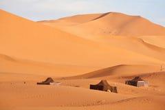 Les tentes de nomade (Berber) photo libre de droits