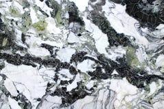 Les textures de marbre Photo stock