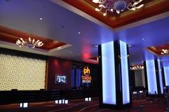 Les tours de Hollywood de planète font pression en faveur - de Las Vegas, Etats-Unis Photo libre de droits