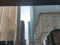 Les tours du centre à Toronto image libre de droits