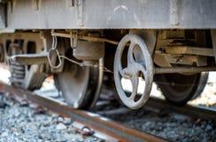 Les trains, les trains et plus forme la Thaïlande Photos libres de droits