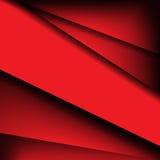 Les triangles soustraient Art Background avec l'endroit pour votre texte Illustration de vecteur Images stock