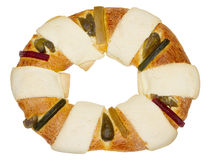 Les trois Rois traditionnels mexicains Bread Images stock