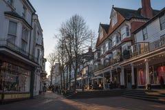Les tuiles de cimaise, Tunbridge Wells Photo libre de droits