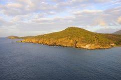 Les USA Îles Vierges Photo stock