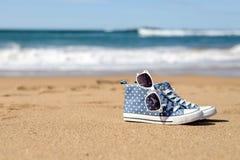 Les vacances d'été et détendent le concept Photo stock