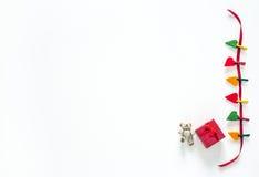 Les valentines cardent avec amour de vacances de coeurs Photographie stock libre de droits