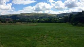 Les vallées de Yorkshire Image libre de droits