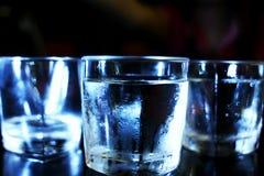 Les verres Photo libre de droits