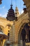 Les vieilles lumières Arabes Photo libre de droits