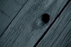 Les vieilles planches en bois avec la peinture d'épluchage aiment le fond toned photo stock