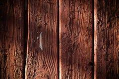 Les vieilles planches en bois avec la peinture d'épluchage aiment le fond toned image stock