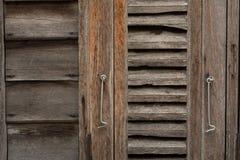Les vieilles planches en bois de plan rapproché donnent au fond une consistance rugueuse, concepts de vintage, rétros concepts photographie stock libre de droits