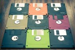 Les vieilles technologies oubliées Images stock