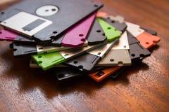 Les vieilles technologies oubliées Photo stock