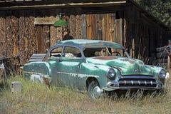 Les vieilles voitures ne meurent jamais Photographie stock libre de droits