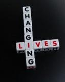 Les vies changeantes Photographie stock libre de droits