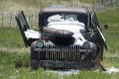 Les vieux camions ne meurent jamais Image stock