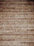 Panneaux en bois grunges pour le fond Image libre de droits