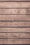 Les vieux panneaux peints de couleur de terre cuite Image stock