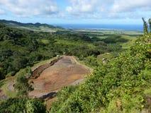 Les vingt-trois terres colorées Photo stock