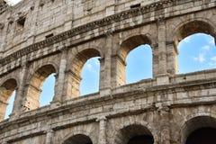 Les voûtes de Colosseum Images stock
