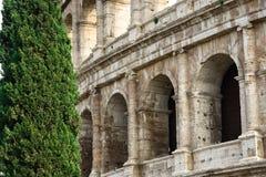 Les voûtes de Colosseum Photos libres de droits