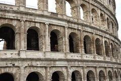 Les voûtes de Colosseum Photographie stock