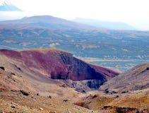Les volcans du Kamtchatka fascinent Leur mystère attire beaucoup de touristes de tous les pays kamchatka photo libre de droits