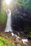 Les waterfall Bali Stock Photography