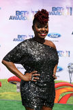 Lesdisi arriving at the 11th Annual BET Awards Stock Image