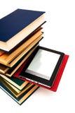 Leser und Bücher Stockbilder