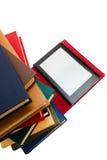 Leser und Bücher Stockfotografie