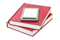 Leser und Bücher EBook stockfotos