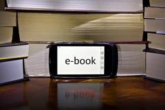 Lesetechnologie Lizenzfreie Stockfotos