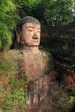 leshan Будды гигантское Стоковые Фото