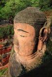 leshan Будды гигантское Стоковое Фото