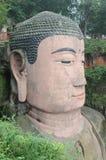 leshan buddha Royaltyfri Bild