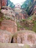Leshan Budha stockfotos
