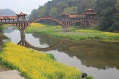 Leshan, Cina Immagini Stock Libere da Diritti