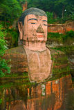 Leshan Giant Buddha Stock Photography