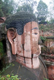Leshan Giant Buddha In Mt.Emei Of China Stock Photography