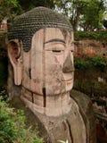 Leshan Giant Buddha Royalty Free Stock Images
